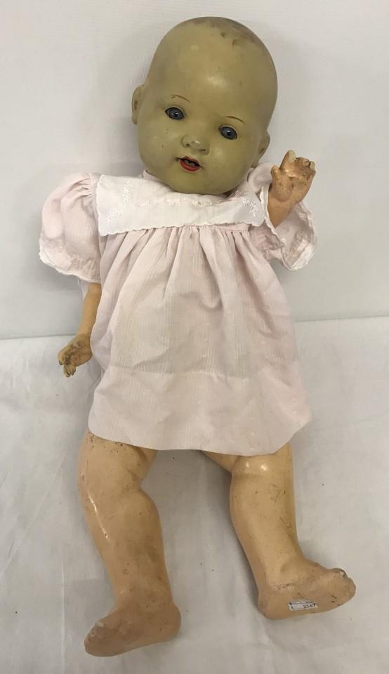 Lot 124 - Armand Marseille AM 351 / 7K baby doll.
