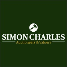 Simon Charles Auctioneers logo