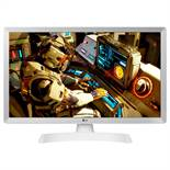 + VAT Grade A LG 28 Inch HD READY LED SMART TV WIFI - FREEVIEW PLAY WHITE 28TL510S-WZ
