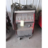 WELDER, LINCOLN SQUARE WAVE TIG 255, 40% duty cycle, 255 amps., 31 v., S/N U1960512468