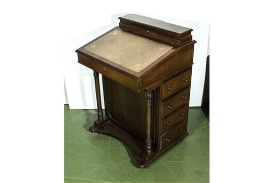 A Reproduction Davenport Desk