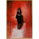 Lot 39 - Artist: Amanda Hunt Title: Attitude Size: 43 x 28.5 x 1.