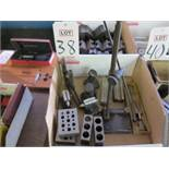LOT - 1-2-3 BLOCKS AND OTHER MISC INSPECTION ITEMS