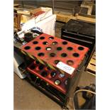 40/45 Taper Tool Cart & 4 Drawer Tool Box