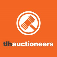 T.L.H Auctioneers logo