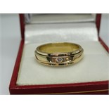 Piaget Possession Diamond Gold Ring