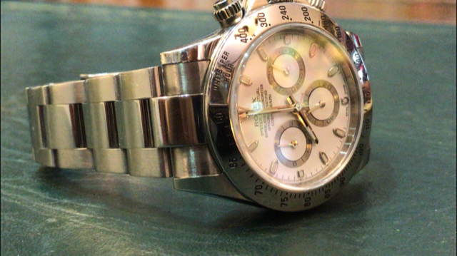 Rolex Daytona 116520 stainless steel - Image 2 of 4