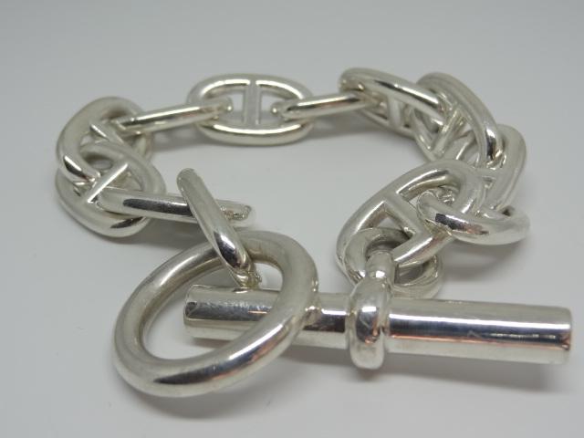 Hermes 925 sterling silver 109.4 Grams