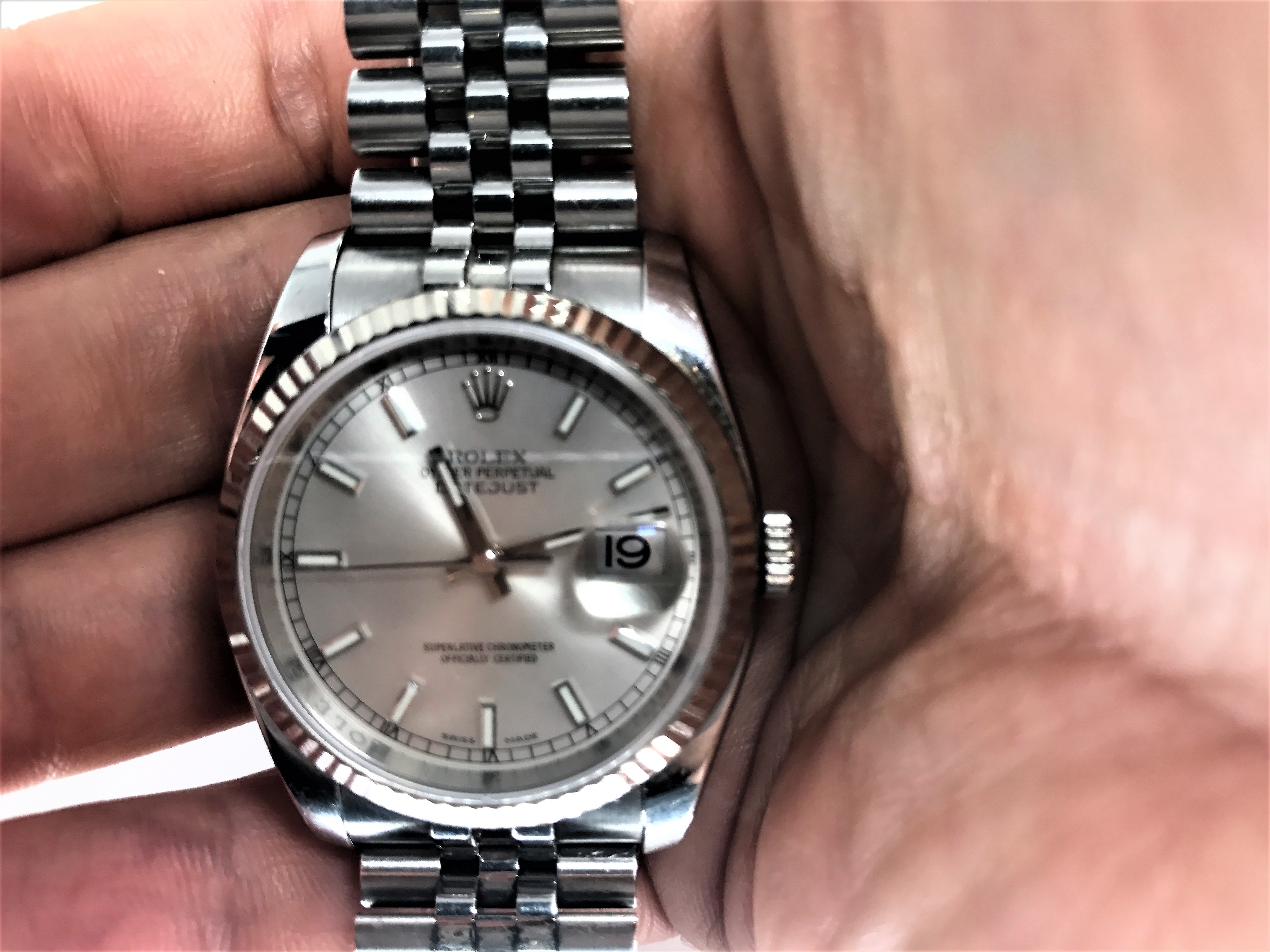 116234 datejust 36mm 2011 - Image 2 of 7