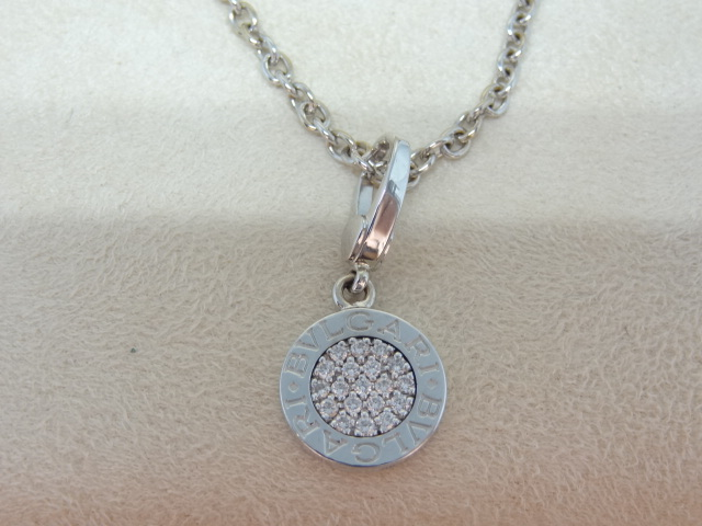 Authentic BVLGARI Necklace / Pendant with Box and papers - Image 7 of 7