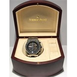 Audemars Piguet stainless steel automatic chronograph Royal Oak offshore 42mm