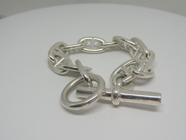 Hermes 925 sterling silver 109.4 Grams - Image 6 of 7