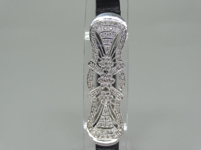 89 round brilliant cut diamonds Bangle - Image 2 of 5
