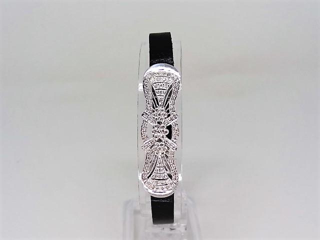 89 round brilliant cut diamonds Bangle - Image 4 of 5