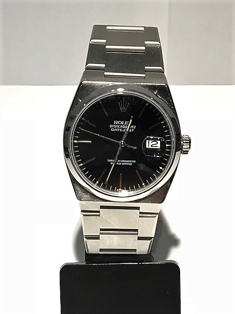 Rolex 17000 Oyster steel , 36mm Black Dial. - Image 2 of 8
