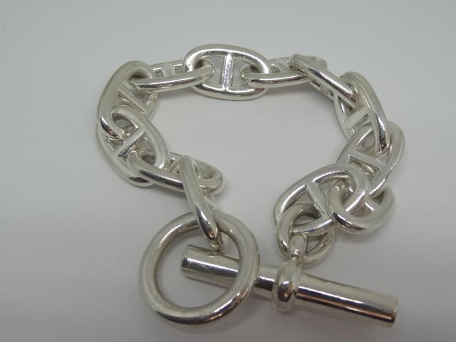 Hermes 925 sterling silver 109.4 Grams - Image 5 of 7