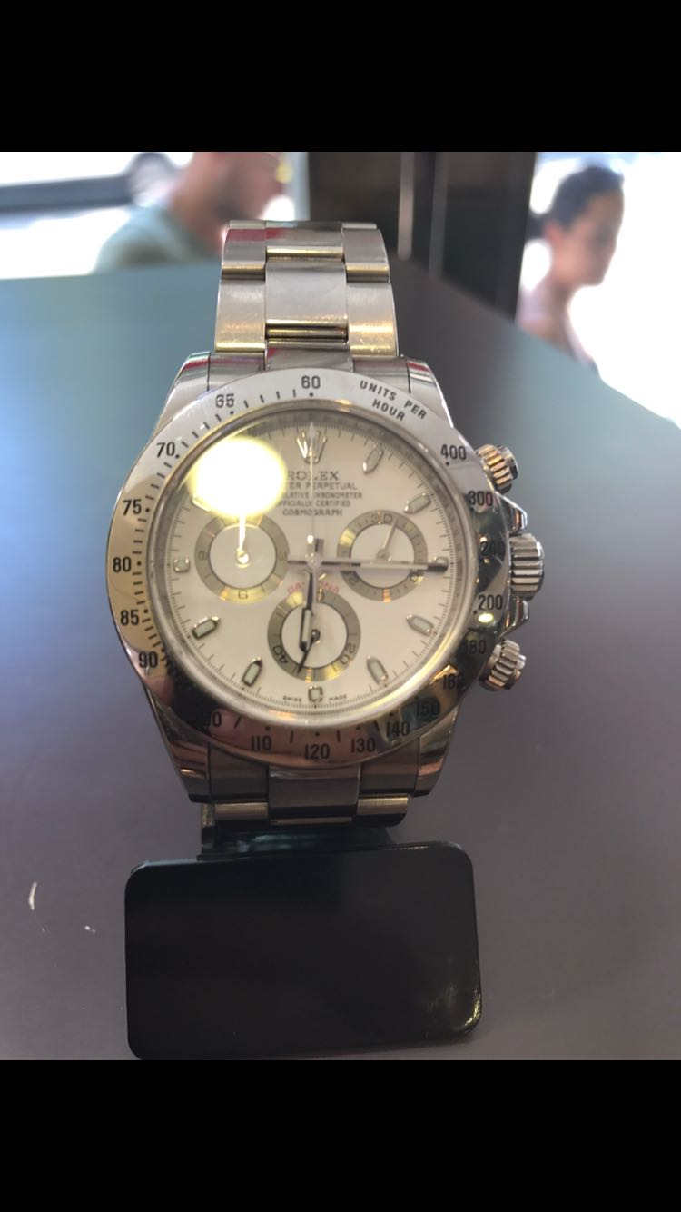 Rolex Daytona 116520 stainless steel - Image 3 of 4