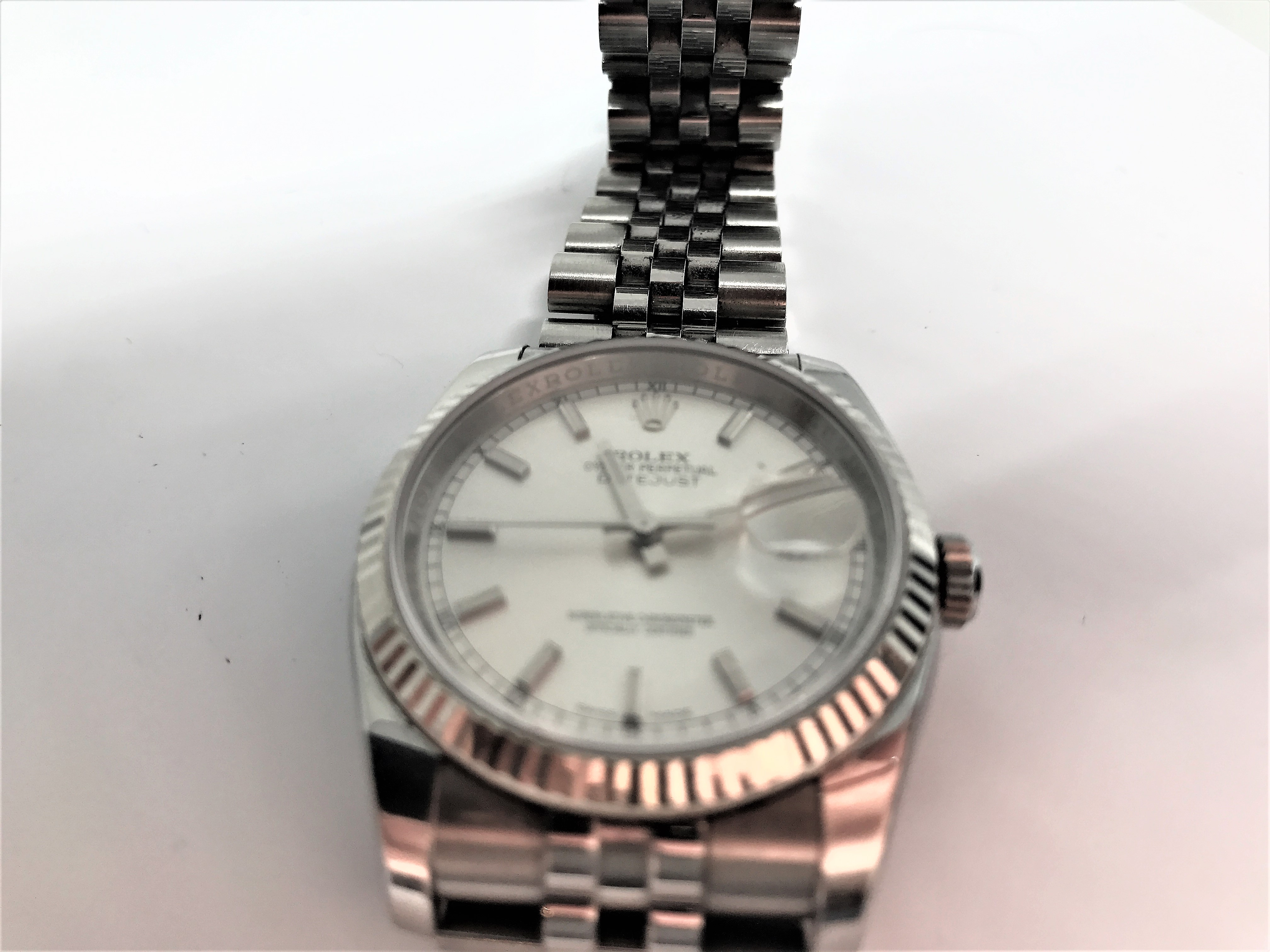 116234 datejust 36mm 2011 - Image 4 of 7