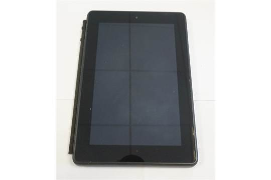 KINDLE FIRE HD 7 (4TH GEN) Serial number: 0093 0606 4495
