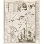Mathematical instruments.- Bion (Nicolas) Traité de la Construction et des Principaux Usages des …