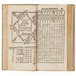 Cavalieri (Bonaventura) Appendice della nuova prattica astrologica, first edition, 2 parts in 1 …