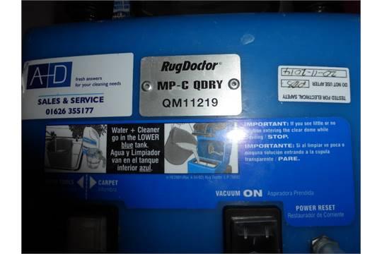 1 Rugdoctor Pro Quick Dry Carpet