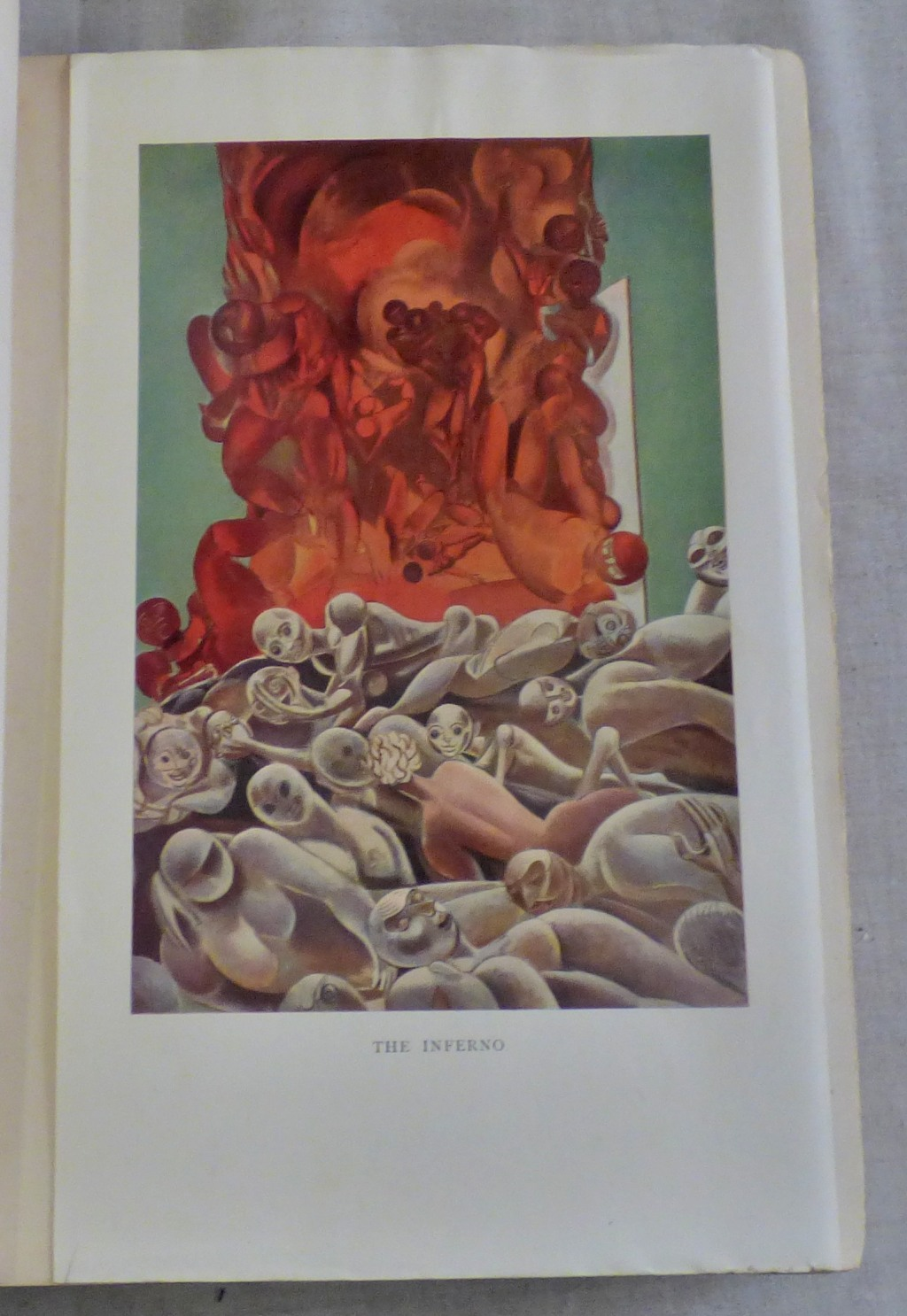 Lot 51 - Art Book - Wyundham Lewis-The Artist - Super Nature Versus-Real, 1930's hardback in good condition a