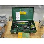 Greenlee Hydraulic Knockout Punch