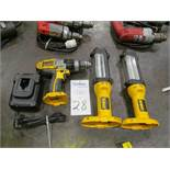 "DeWalt Model DCD920 1/2"" Cordless Drill"