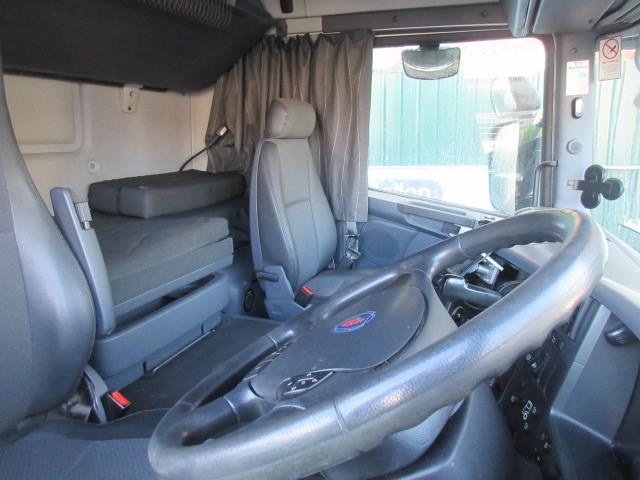 Lot 5 - 5 x Scania G410 LA6x2/2MNA tractor units