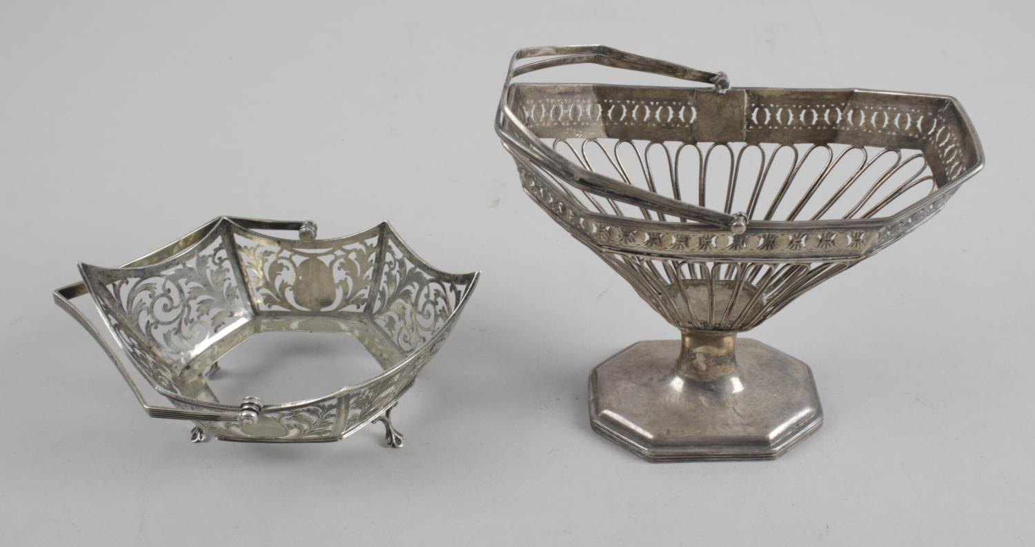 Lot 33 - A large Victorian silver mounted coaster,