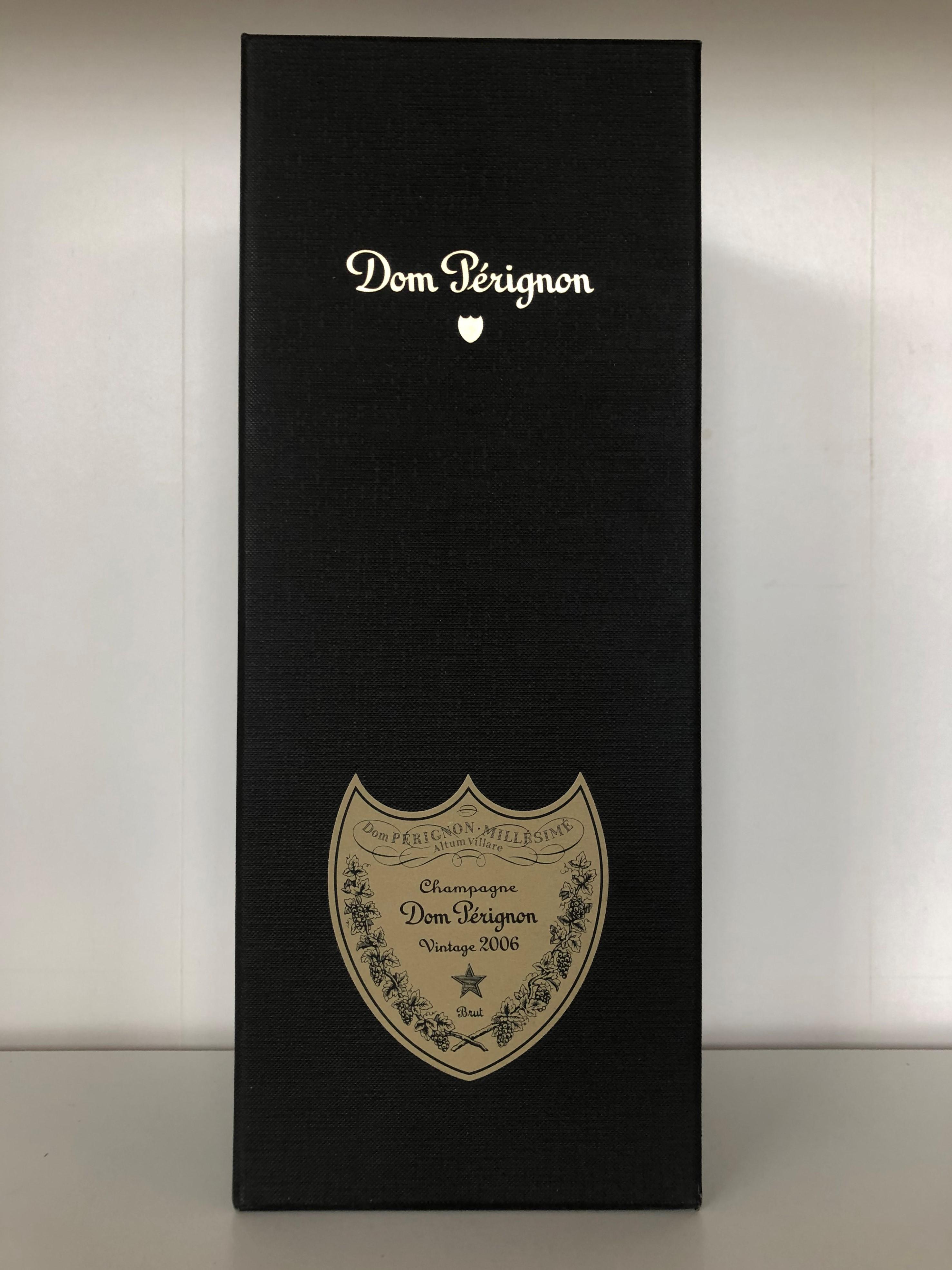 Lot 6 - 2006 Dom Perignon, Moet et Chandon, Champagne, France, 1 bottle