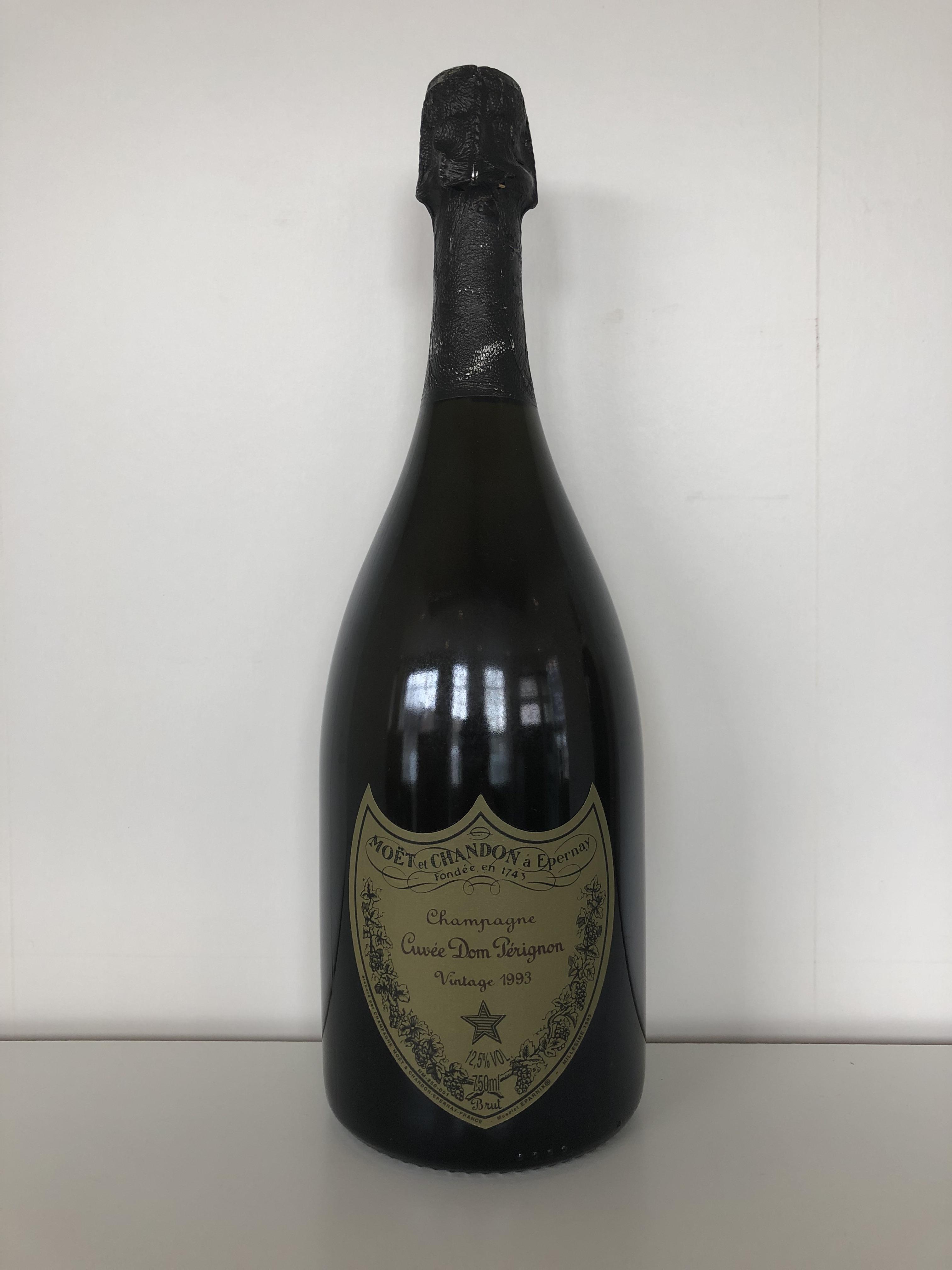 Lot 3 - 1993 Dom Perignon, Moet et Chandon, Champagne, France, 1 bottle
