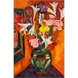Edward Wolfe1897–1982Mexikanisches Blumenstilleben1936Öl auf Leinwand83 x 55 cm(Lichtmass)Odette