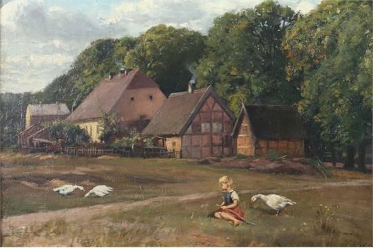 Maler In Reutlingen keller reutlingen paul wilhelm reutlingen 1854 1920 münchen