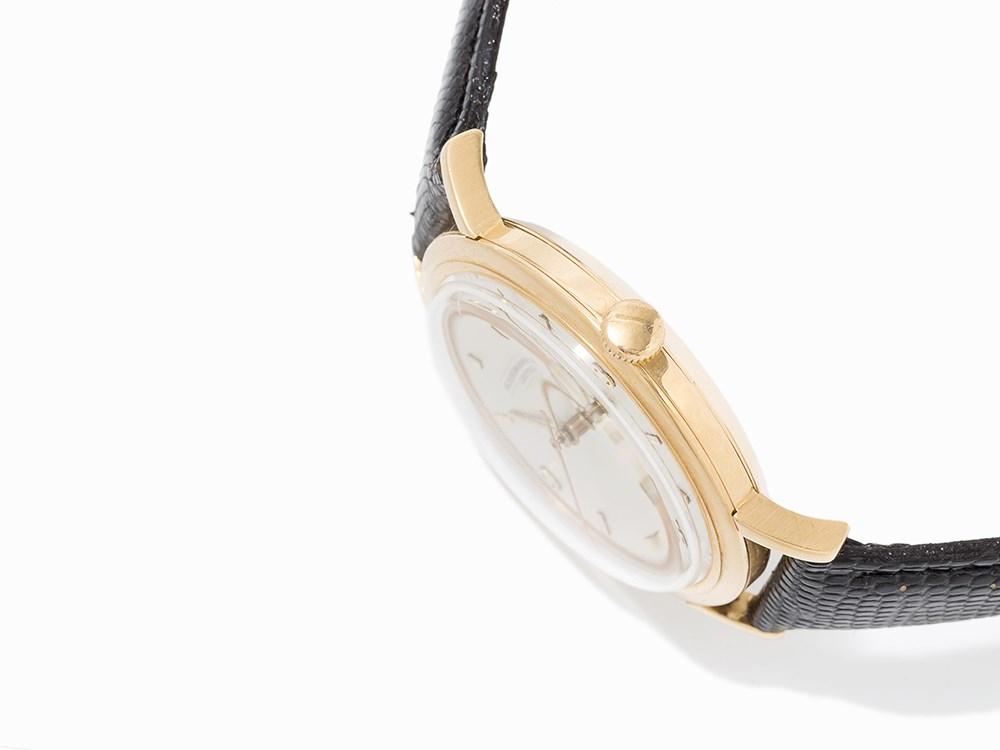Vacheron Constantin Vintage Jumbo Wristwatch Ref 4539