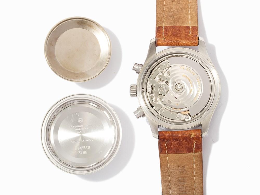Iwc Iw3706 Ref Flieger Chronograph Switzerland C