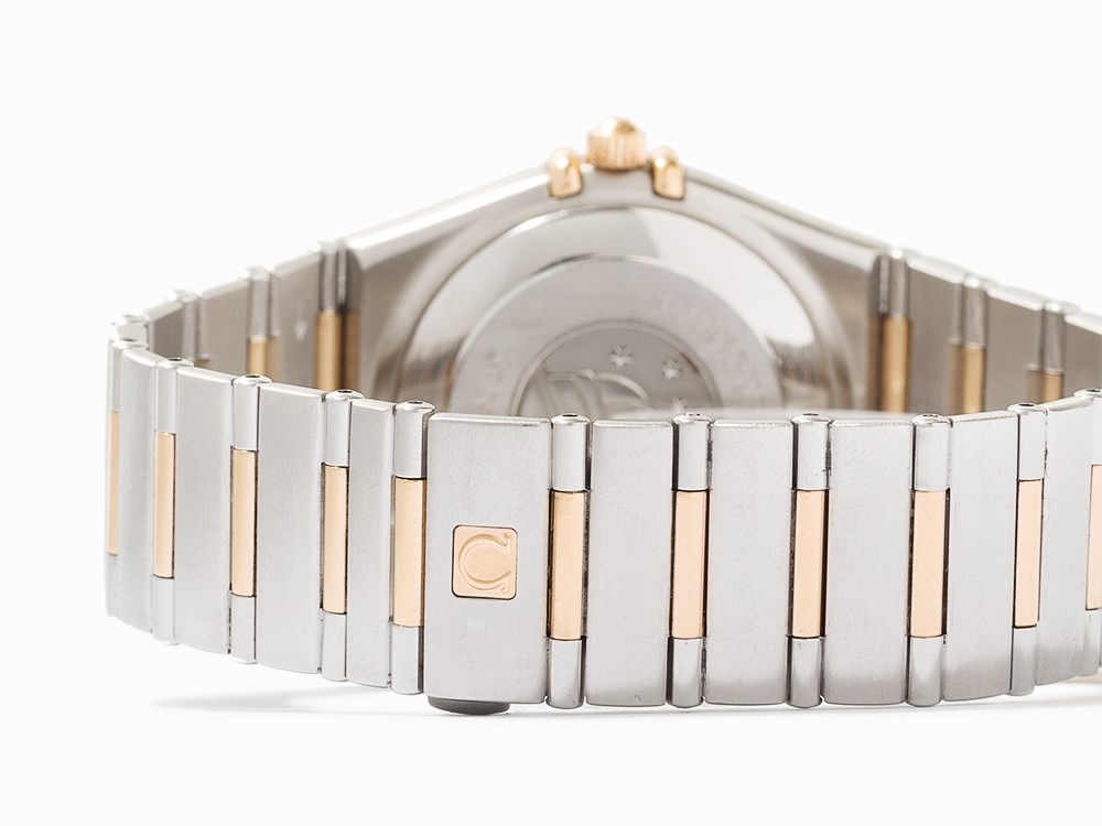 Omega Constellation 50 Year Annv Ref 1304 35 00 C