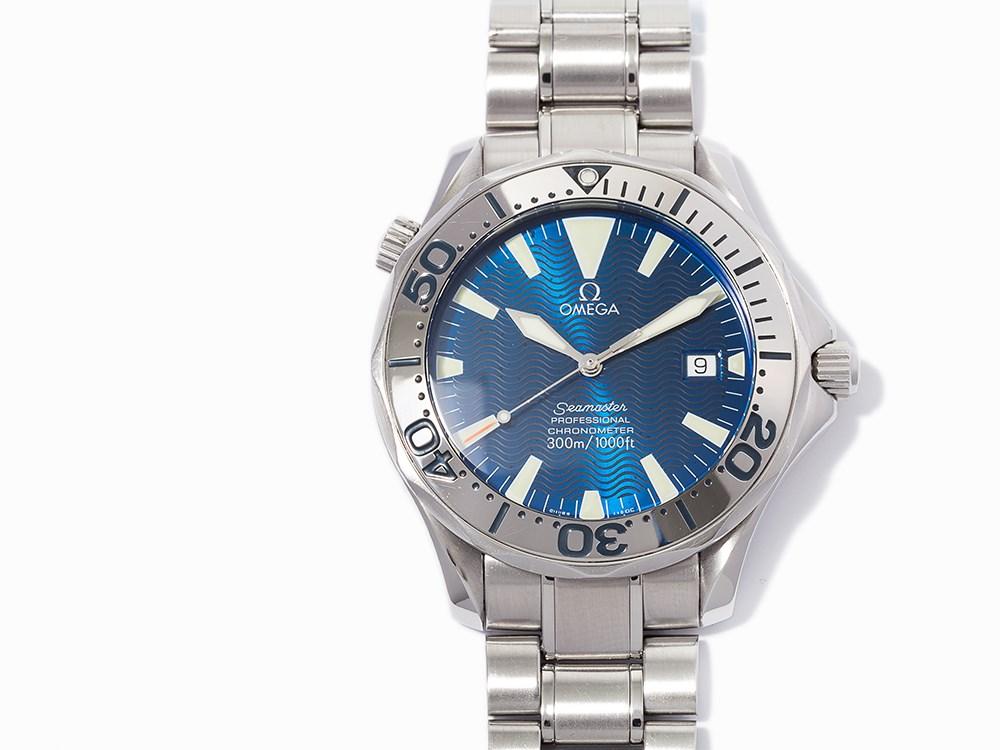 Omega Seamaster Pro Ref 168 1640 2255 80 000 C
