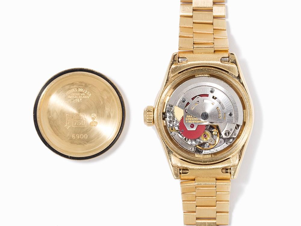 Rolex Ladies Datejust Ref 6927 Switzerland C 1980rolex