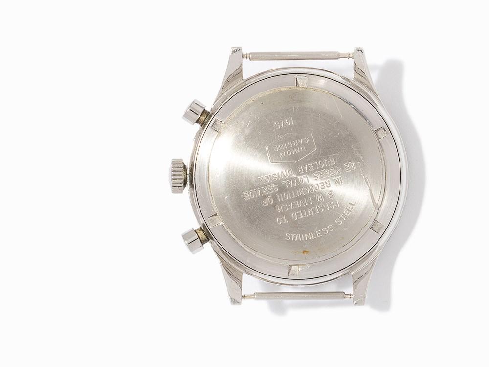 Longines Vintage Diver Chronograph Ref 7981 1 C