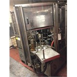 Anker Labeler, machine# 103695072R (1995) model Roland 104RH 10 head rotary labeler, high speed (