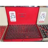 SPI PIN GAUGE SET, .251-.500 PLUS