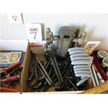 LOT - ASSORTED ALLEN & T-HANDLE WRENCHES