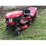WESTWOOD RIDE ON TRACTOR MOWER 2012