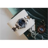 ♥ Gorgeous Factory Rolex Oyster Perpetual Date - Navy Blue