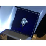 2.03ct HEART SHAPED DIAMOND SOLITAIRE RING AGI CERTIFIED