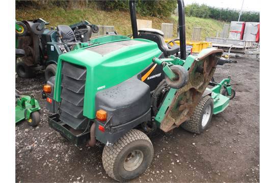 RANSOMES HR6010 batwing mower (EA000547) (R&D)