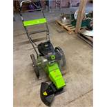 Grillo Self Drive Wheeled Strimmer Trimmer HWT 600 WD