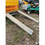 Ifor Williams Galvanised Loading Ramps